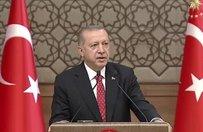 Başkan Erdoğan: FETÖ ile gerçek anlamda mücadeleyi sadece biz yaptık