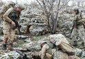 SON DAKİKA: MARDİN BAGOK'DA PKK'YA AİT SIĞINAKLARDA PATLAYICI VE ÇEŞİTLİ MALZEMELER ELE GEÇİRİLDİ
