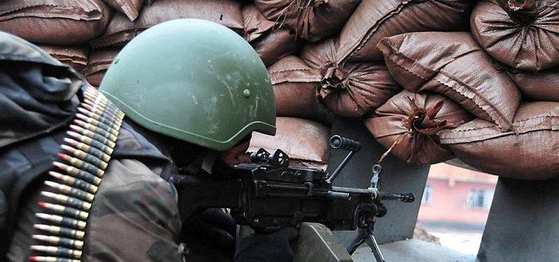 TERÖR ÖRGÜTÜ PKK'YA YILIN İLK AYINDA AĞIR DARBE