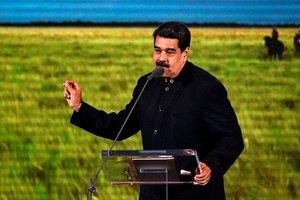 Maduro tanıttı! İşte Venezuela'nın turizm marka ve logosu...