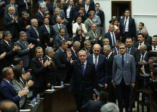 Başkan Erdoğan'a sevgi seli! Böyle karşılandı