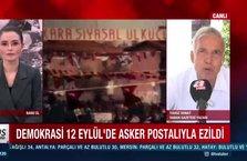 Demokrasi 12 Eylül'de asker postalıyla ezildi!