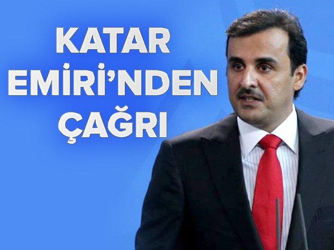 Katar Emiri'nden çağrı