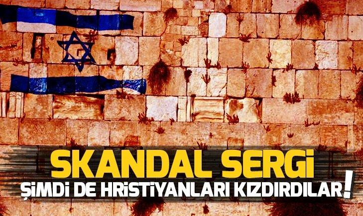 İSRAİL'DE HRİSTİYANLARI ÖFKELENDİREN OLAY