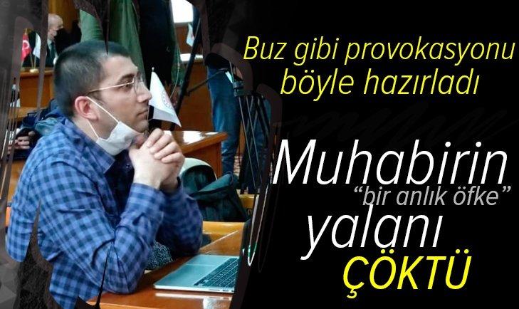 Son dakika | Musab Turan planlı provokasyonu böyle hazırladı!