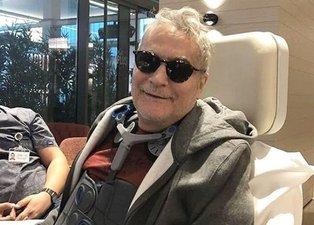 Mehmet Ali Erbil'in son hali sevenlerini korkuttu