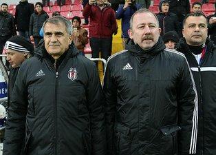 Flaş iddia! Beşiktaş Sergen Yalçın ile anlaştı