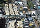 İSTANBUL'DA SERVİS, TAKSİ, MİNİBÜS, TAKSİLERE YENİ TARİFE