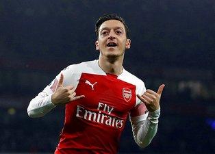 Fenerbahçe Mesut Özil transferi son dakika | Yıldız oyuncudan güzel haber geldi