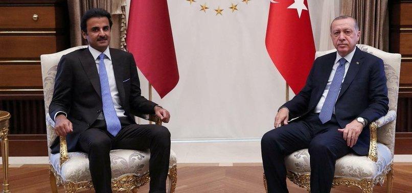 Τελευταία στιγμή |  σημαντικές διαπραγματεύσεις μεταξύ Τουρκίας και Κατάρ!  Ο όγκος των συναλλαγών αυξάνεται