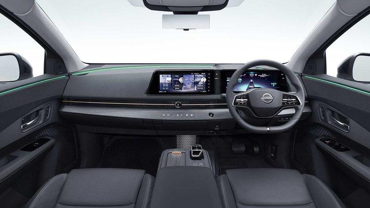 İşte Tesla'nın yeni rakibi! Nissan elektrikli SUV'u Ariya kendini gösterdi
