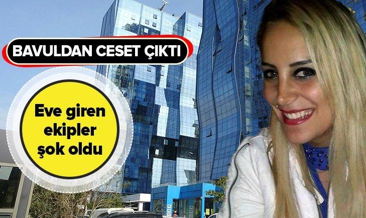 İSTANBUL'DA LÜKS REZİDANSTA BAVUL CİNAYETİ