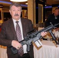 Türkiye'nin ilk milli piyade tüfeği MPT-76 Tokat'ta görücüye çıktı