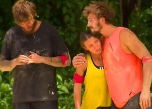 Survivor'da final öncesi sakatlık şoku! Hastaneye kaldırıldı