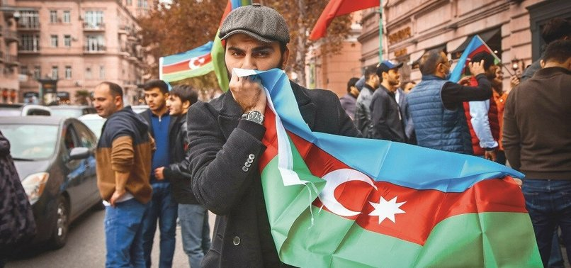 Azerbaycan'ın Dağlık Karabağ zaferi Avrupa basınında: Macron ve Biden şimdiden kaybedenler arasında