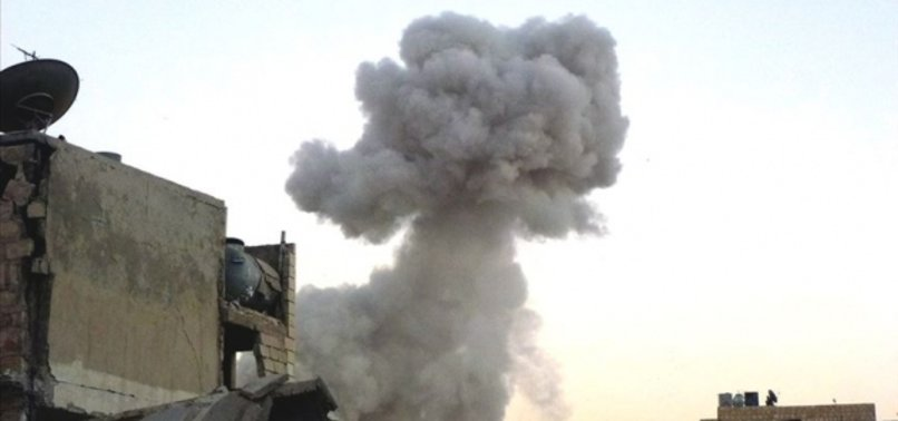 IRAK'TA ABD'Lİ ASKERLERİN BULUNDUĞU ÜSSE 5 ROKET ATILDI