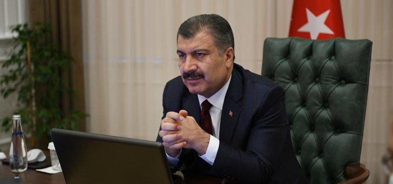 Sağlık Bakanı Fahrettin Koca: 81 ilin sağlık müdürüyle toplantı yaptık ve talimatı verdik