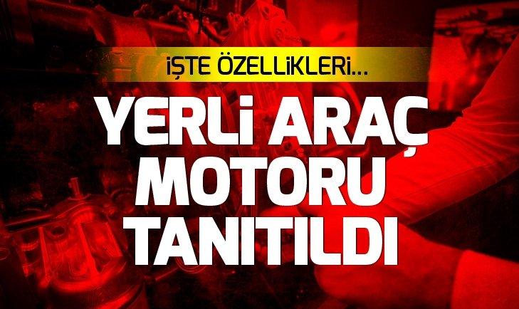 BMC'NİN YERLİ MOTORU SAHA EXPO 2018'DE GÖRÜCÜYE ÇIKTI