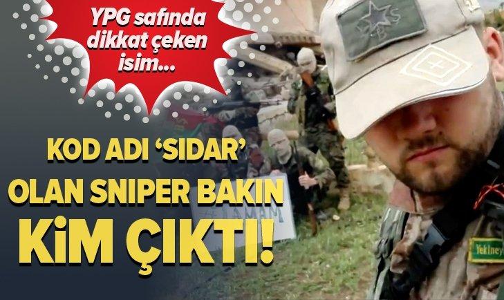 YPG SAFINDA DİKKAT ÇEKEN İSİM!