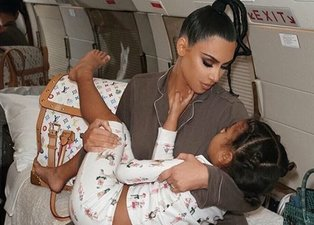 Kim Kardashian olay fotoğrafla takipçilerine duyurdu!