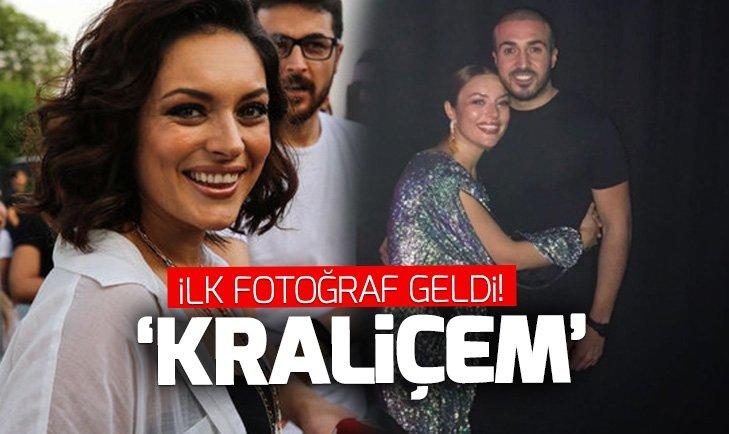 EZGİ MOLA VE MUSTAFA AKSAKALLI'DAN İLK FOTOĞRAF GELDİ