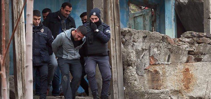 ANKARA'DA POLİSE OTOMATİK SİLAHLARLA SALDIRI