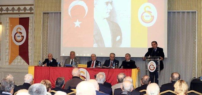 G.SARAY'DA DİVAN KURULU TOPLANTISI YARIN YAPILACAK