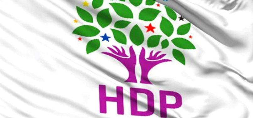 O PARTİDEN HDP'NİN KAPATILMASI İÇİN BAŞVURU