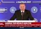 Başkan Recep Tayyip Erdoğan Türkiye'nin beklediği müjdeyi açıkladı!