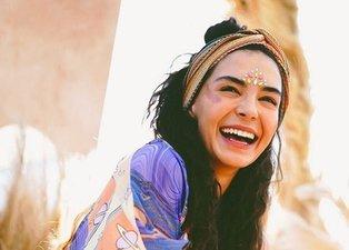 Hercai dizisinin Reyyan'ı Ebru Şahin'in estetiksiz fotoğrafı ortaya çıktı!