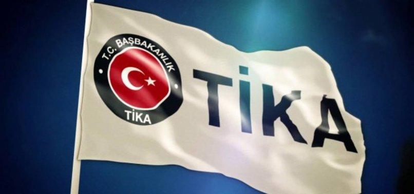 TÜRKİYE'DEN PAKİSTAN'A YARDIM ELİ