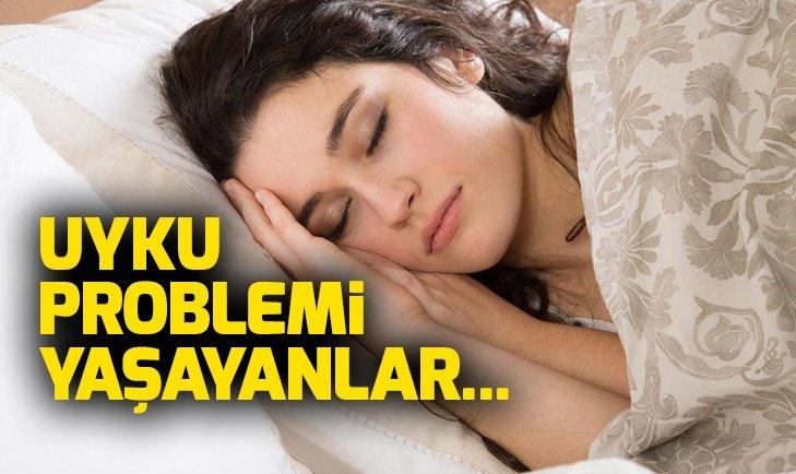 Daha rahat uyumanın yöntemleri