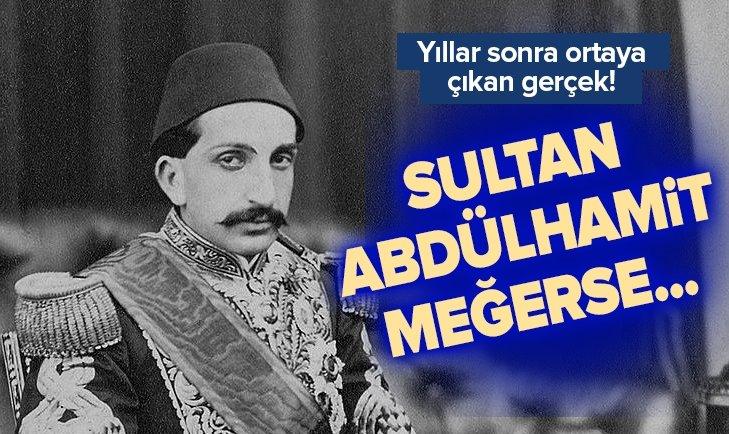 SULTAN II.ABDÜLHAMİT'İ ÖLDÜREN GERÇEK YILLAR SONRA ORTAYA ÇIKTI! PADİŞAHLARIN ÖLÜM NEDENLERİ...