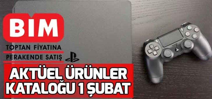 BİM'E PLAYSTATİON (PS4) VE RED DEAD GELİYOR!