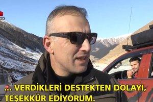 Rize Emniyet Müdürü Altuğ Verdi'nin son röportajı