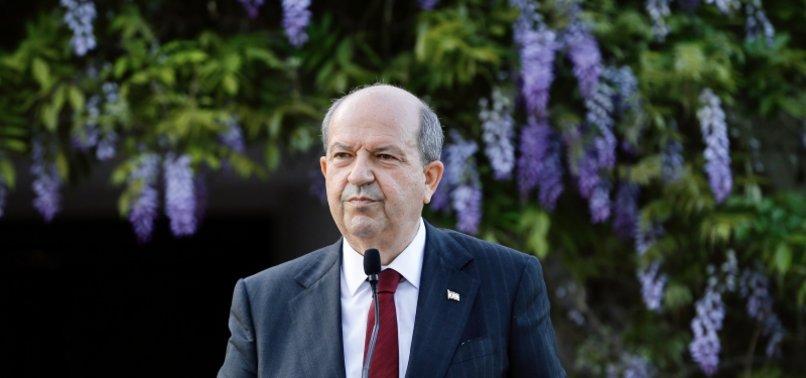 Τελευταία στιγμή: Ομοσπονδία συζητά για μια λύση στην Κύπρο!  Πρόεδρος της ΤΔΒΚ Τατάρ: Σπατάλη χρόνου