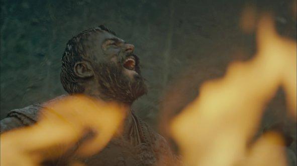 Kuruluş Osman'da nefes kesen savaş sahne!