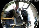Kahramanmaraş'ta baltalı maganda otobüs şoförüne saldırdı! | Video