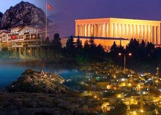 O ilin adının nereden geldiği bilinmiyor! Türkiye'de şehirlerin isimleri nereden geliyor?