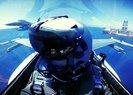 Doğu Akdeniz'de 'Yavuz'a F-16'lardan selam
