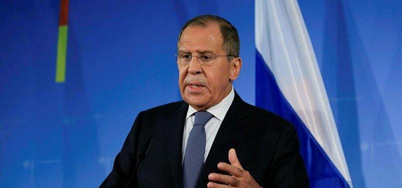 """Rusya Dışişleri Bakanı Lavrov'dan son dakika """"ABD devlet kuracak"""" açıklaması"""