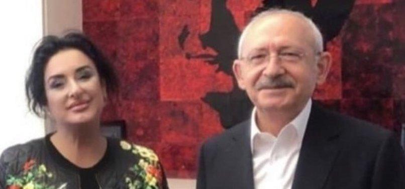 CHP'den istifa eden Esra Seba Oğul skandalları ortaya çıkardı! Beni korkutamazsınız