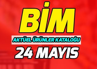 BİM aktüel ürünler kataloğu 24 Mayıs için son gün! BİM indirimli ürünler neler?