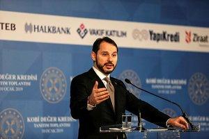 Bakan Berat Albayrak'tan Kobi Değer Kredisi açıklaması