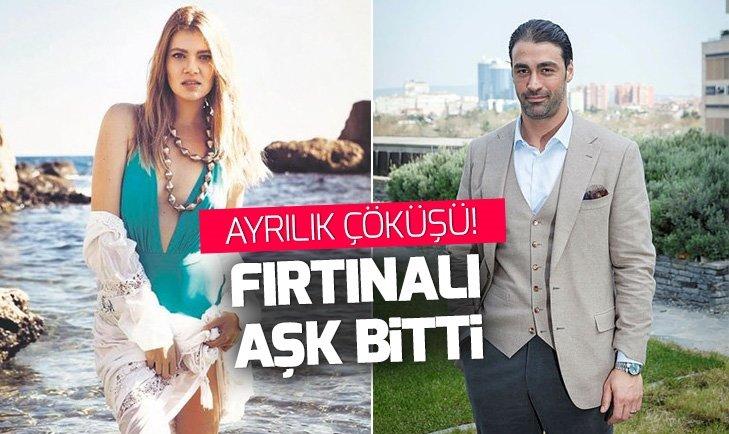Sarp Lenevdoğlu ve Derya Şensoy aşkı bitti!