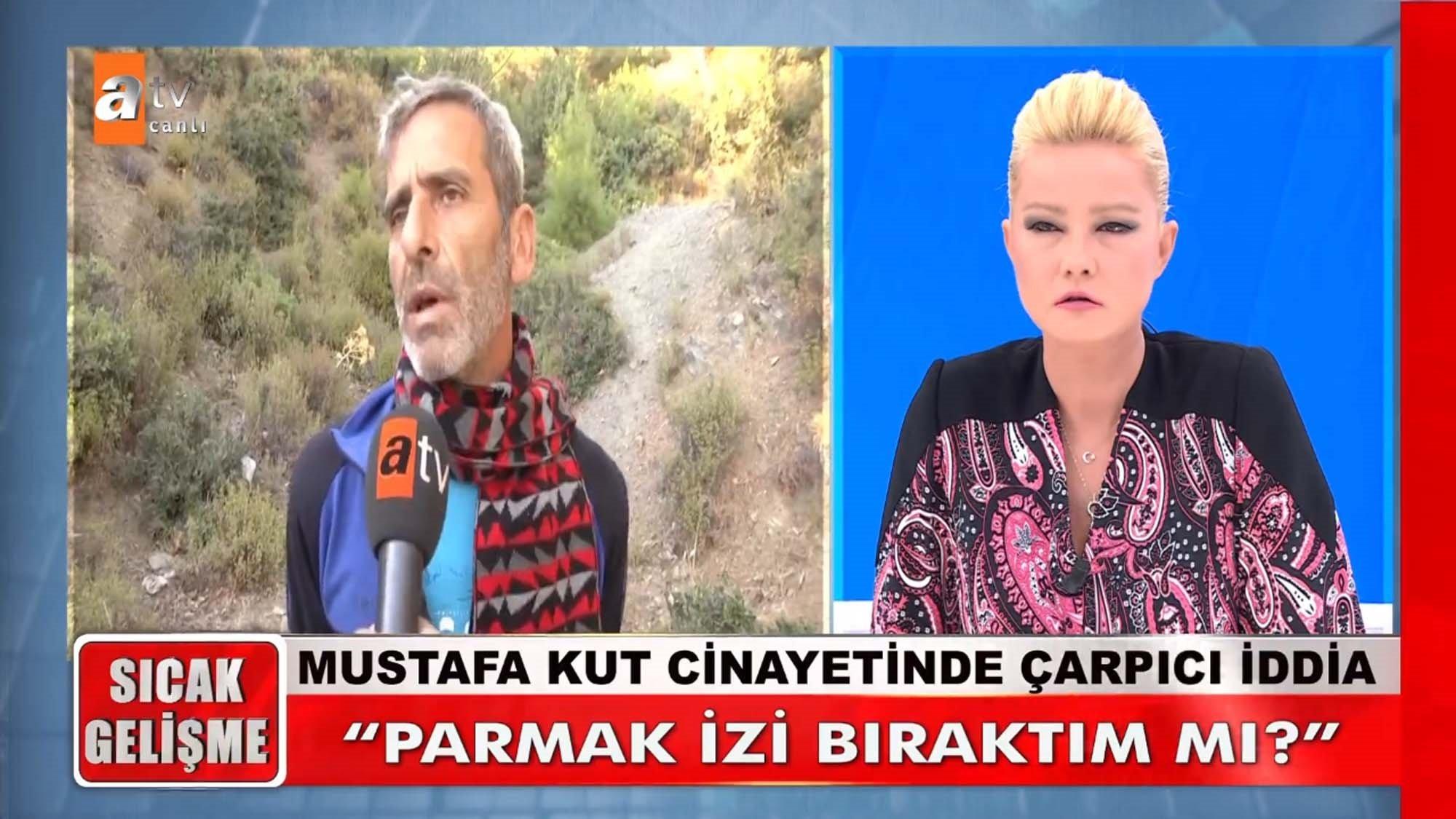 Müge Anlı'daki Mustafa Kut cinayetinde çarpıcı iddia! Canlı yayında  açıkladı stüdyo buz kesti: Gece kadın kıyafeti giyip...