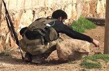 Cinderes'te teröristlerin tuzakları bozuldu