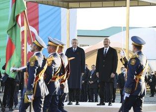 Her ayrıntı tek tek hesaplandı! Ağalı Köyü'nde Başkan Erdoğan özeni