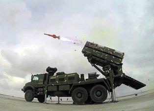 Yerli hava savunma sistemi HİSAR-A göreve hazır!