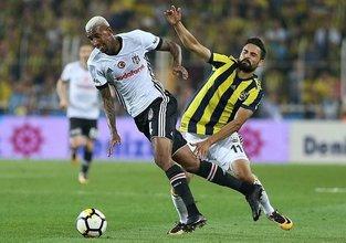 Beşiktaş - Fenerbahçe maçı öncesi flaş gelişme